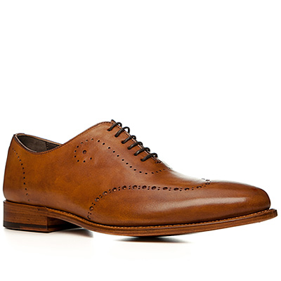 Prime Shoes Bari2 crust cognac (Dia 1/2)