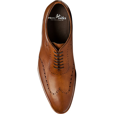 Prime Shoes Bari2 crust cognac (Dia 2/2)