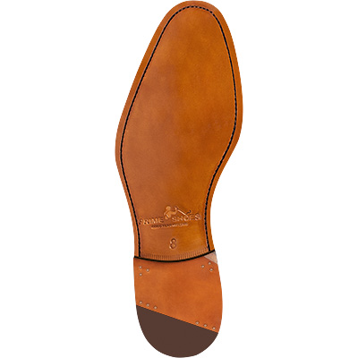 Prime Shoes Bari2 crust cognac (Dia 3/2)