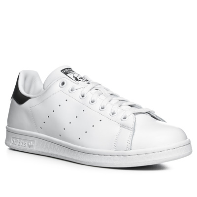 adidas ORIGINALS Stan Smith core white M20325 (Dia 1/2)