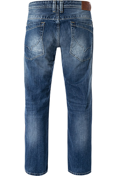Pepe Jeans Jeanius denim PM200016N56/000 (Dia 2/2)