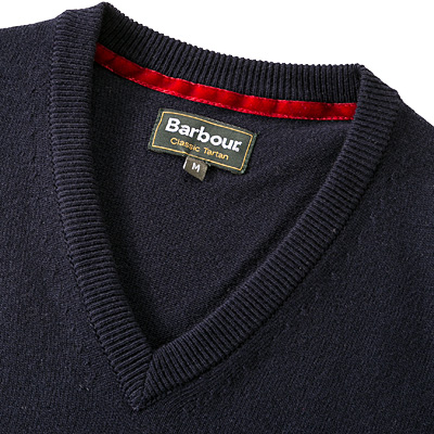 Barbour V-Pullover MKN0767NY91 (Dia 2/2)