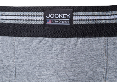 Jockey Short Trunk 3er Pack 17302913/99S (Dia 5/2)