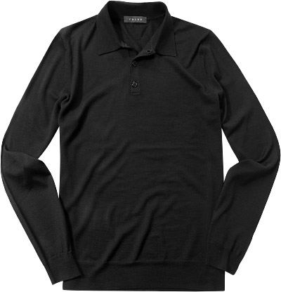Falke Polo Button Pullover 1150579/3000 (Dia 1/2)