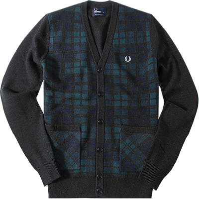 Fred Perry Cardigan K7219/112 (Dia 1/2)