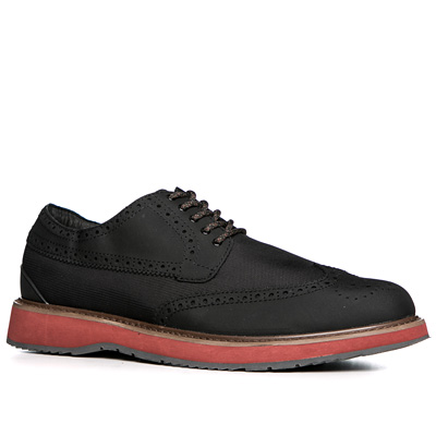 SWIMS Barry Brogue 21251/black (Dia 1/2)