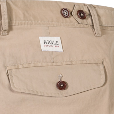 Aigle Shorts Widepacks beige K2453 (Dia 3/2)