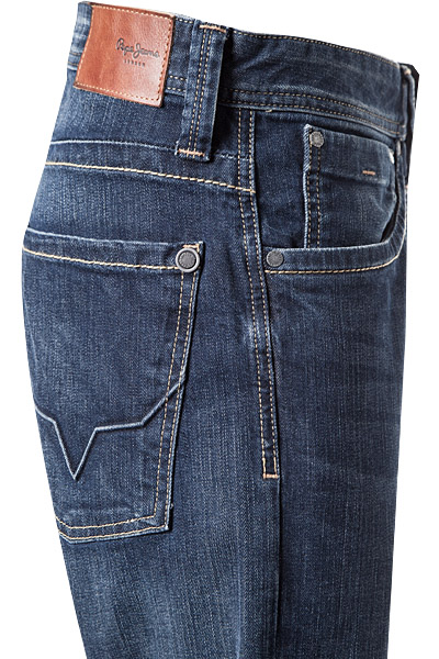 Pepe Jeans Kingston Zip denim PM200143Z45/000 (Dia 3/2)