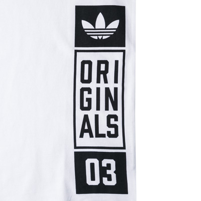 adidas ORIGINALS Tank Top white AJ7713 (Dia 2/2)