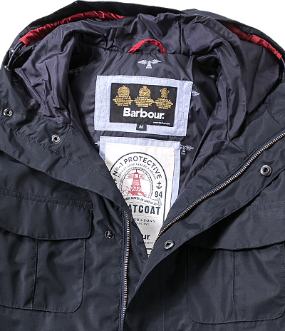 Barbour Jacke Achille MWB0493NY71 (Dia 3/2)