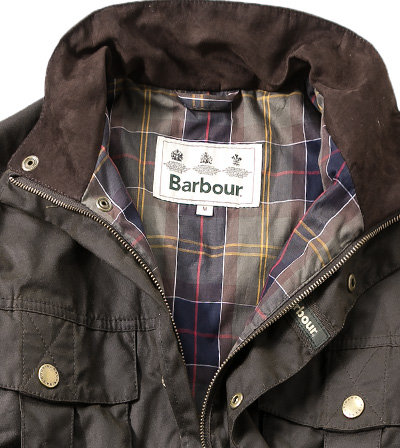 Barbour Jacke New Utility Wax MWX0827OL71 (Dia 3)