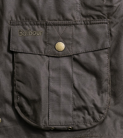 Barbour Jacke New Utility Wax MWX0827OL71 (Dia 4)