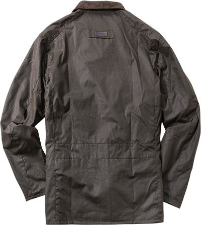 Barbour Jacke New Utility Wax MWX0827OL71 (Dia 5)