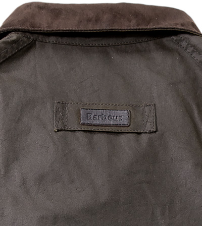 Barbour Jacke New Utility Wax MWX0827OL71 (Dia 6)