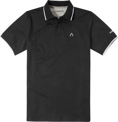 Alberto Golf Polo-Shirt Hugh-K-1 06506901/901 (Dia 1/2)