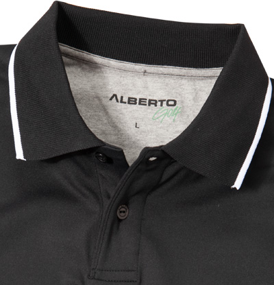 Alberto Golf Polo-Shirt Hugh-K-1 06506901/901 (Dia 2/2)