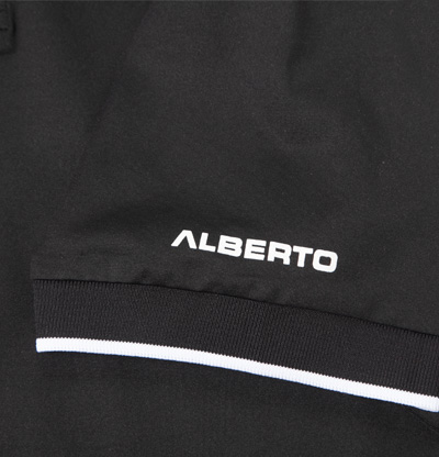 Alberto Golf Polo-Shirt Hugh-K-1 06506901/901 (Dia 3/2)