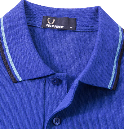 Fred Perry Polo-Shirt M1200/C89 (Dia 2/2)