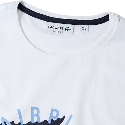 LACOSTE T-Shirt TH8082/001 (Dia 2/2)