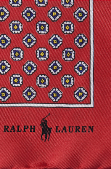 Polo Ralph Lauren Einsteckt. A65-AT048/S2841/R66SA (Dia 3/2)