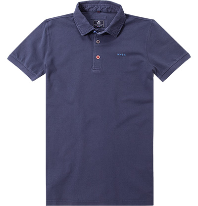 N.Z.A. Polo-Shirt 16BN150S/navy blue (Dia 1/2)