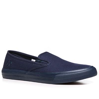 Fred Perry Turner Slip on Canvas B6221U/584 (Dia 1/2)
