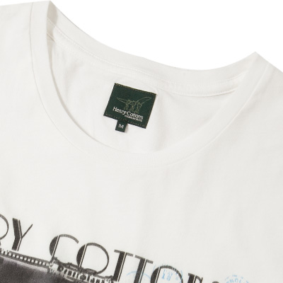 Henry Cotton's T-Shirt 8006150/83184/002 (Dia 2/2)