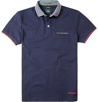 Henry Cotton's Polo-Shirt 8330850/84498/749 (Dia 1/2)