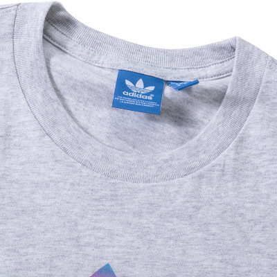 adidas ORIGINALS T-Shirt light grey AJ6920 (Dia 2/2)