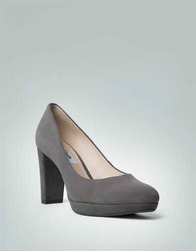 Clarks Damen Schuhe Pumps Kendra Sienna Leder gepolsterte