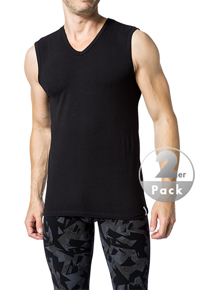 bruno banani Cotton Simply Tank 2Pack 2209/1299/7 (Dia 1/2)