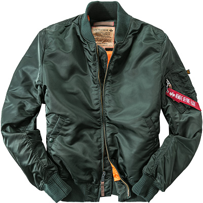 ALPHA INDUSTRIES Jacke MA-1 VF 59 191118/353 (Dia 1/2)