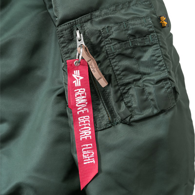 ALPHA INDUSTRIES Jacke MA-1 VF 59 191118/353 (Dia 5/2)