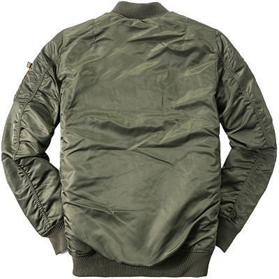 ALPHA INDUSTRIES Jacke MA-1 VF 168100/257 (Dia 6/2)