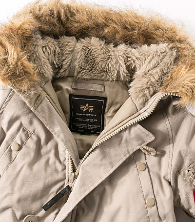 ALPHA INDUSTRIES Kids Explorer 103703/13 (Dia 3/2)