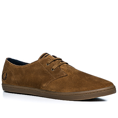 Fred Perry Byron Low Suede B7401/434 (Dia 1/2)