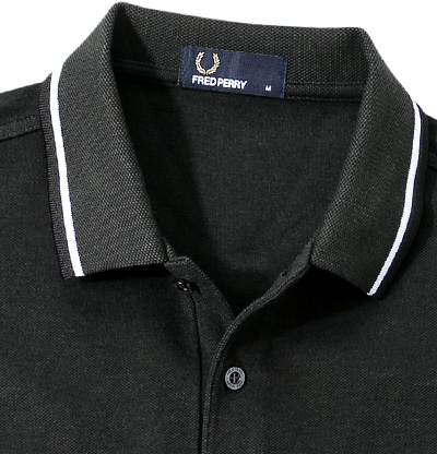 Fred Perry Polo-Shirt M3600/D44 (Dia 2/2)