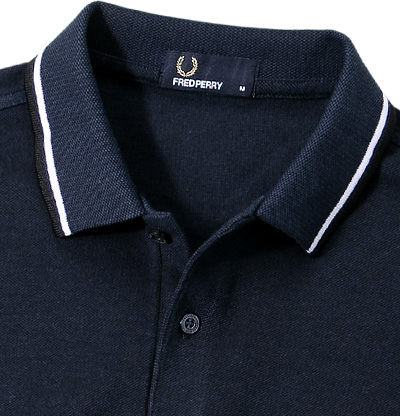 Fred Perry Polo-Shirt M3636/D45 (Dia 2/2)