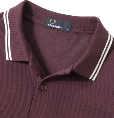 Fred Perry Polo-Shirt M3636/654 (Dia 2/2)