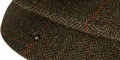 Barbour Gamefair Tweed Cap MHA0347GN71 (Dia 2/2)