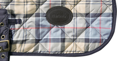 Barbour Tartan Dog Coat UAC0062TN31 (Dia 3/2)