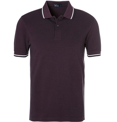 Fred Perry Polo-Shirt M3600/D43 (Dia 1/2)