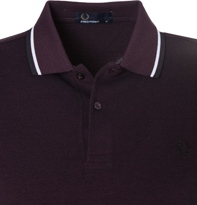 Fred Perry Polo-Shirt M3600/D43 (Dia 2/2)