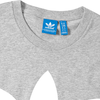 adidas ORIGINALS T-Shirt medium grey AY7708 (Dia 2/2)