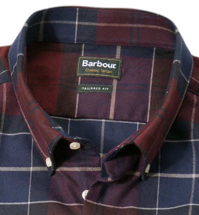 Barbour Hemd Lustleigh merlot MSH3749RE14 (Dia 2/2)