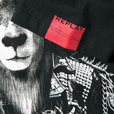 Replay T-Shirt M3106S/2660/098 (Dia 3/2)