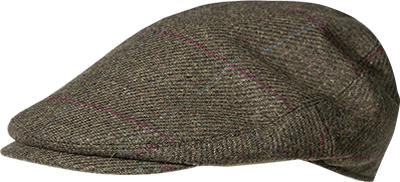 Barbour Gamefair Tweed Cap  MHA0347OL71 (Dia 1/2)