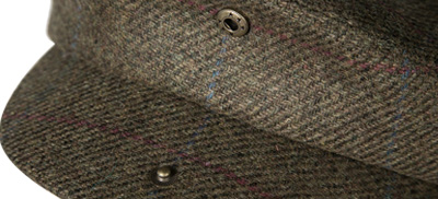 Barbour Gamefair Tweed Cap  MHA0347OL71 (Dia 2/2)