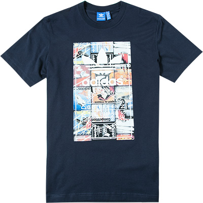 adidas ORIGINALS T-Shirt legend ink AY7817 (Dia 1/2)