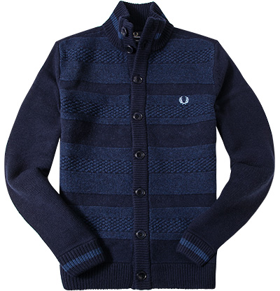 Fred Perry Cardigan K9526/608 (Dia 1/2)